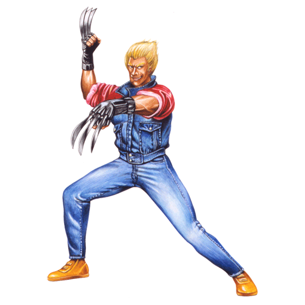 Streets of Rage Classic messages sticker-2