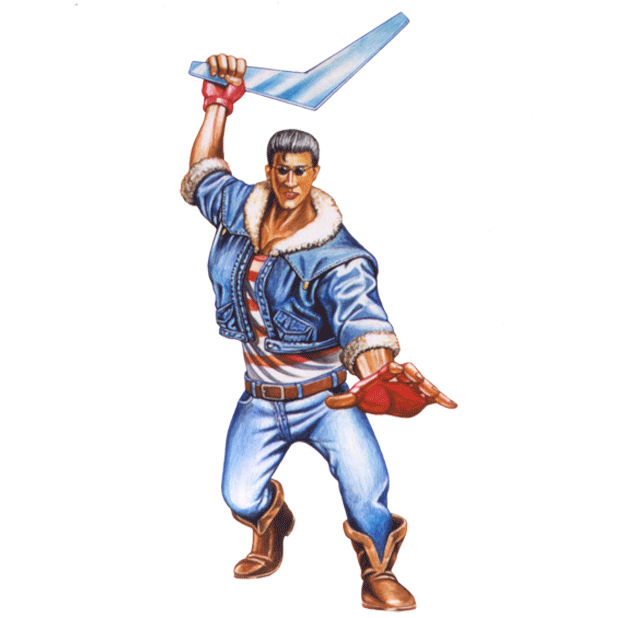 Streets of Rage Classic messages sticker-9