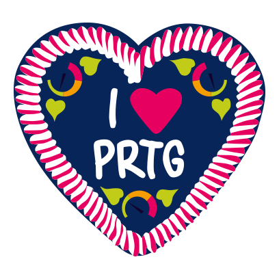 PRTG - The App for PRTG Network Monitor messages sticker-11