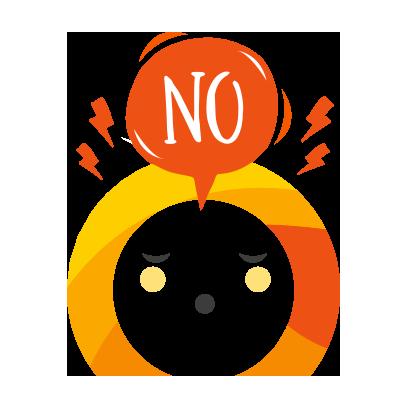 OUI.sncf: Train travel messages sticker-5