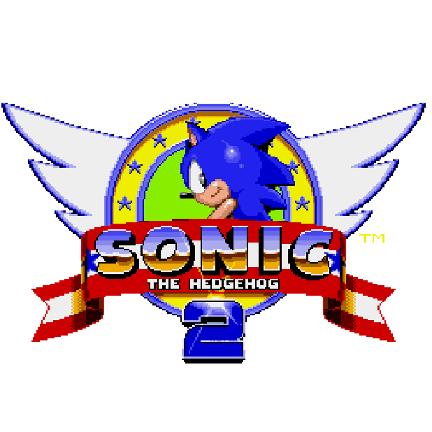Sonic The Hedgehog 2 Classic messages sticker-3