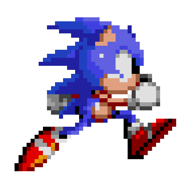 Sonic The Hedgehog 2 Classic messages sticker-7