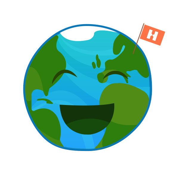 Hostelworld: Hostel Travel App messages sticker-5