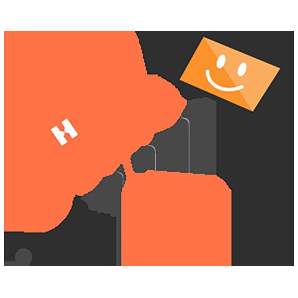 Hostelworld: Hostel Travel App messages sticker-7