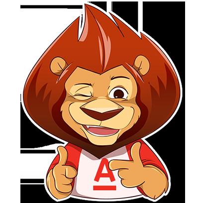 Альфа-Банк messages sticker-10