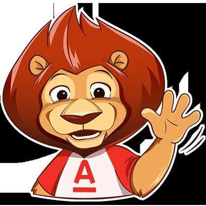 Альфа-Банк messages sticker-1