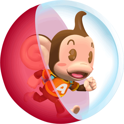 Super Monkey Ball: Sakura messages sticker-7