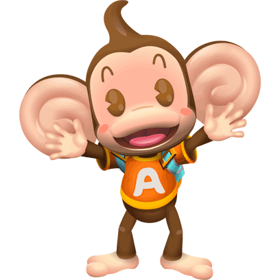 Super Monkey Ball: Sakura messages sticker-3