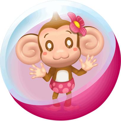 Super Monkey Ball: Sakura messages sticker-5