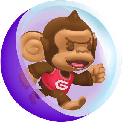 Super Monkey Ball: Sakura messages sticker-4