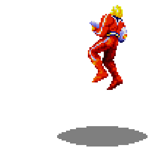 Space Harrier II Classic messages sticker-0