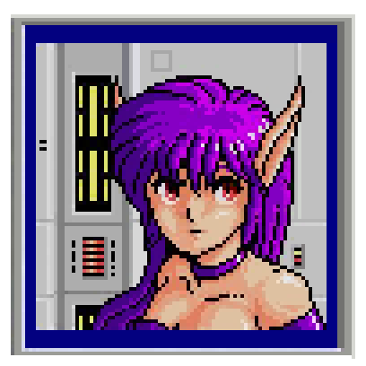 Phantasy Star II Classic messages sticker-7