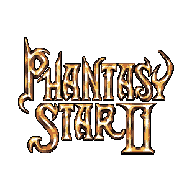 Phantasy Star II Classic messages sticker-0