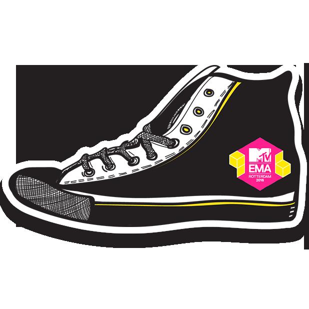 MTV EMA messages sticker-1