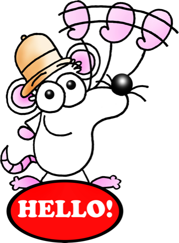 Story Mouse messages sticker-0