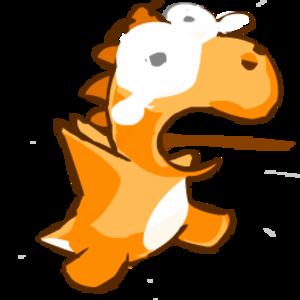 Dino Rush messages sticker-2