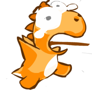 Dino Rush messages sticker-2
