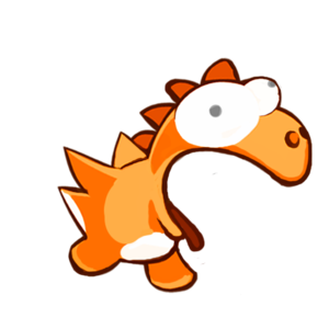 Dino Rush messages sticker-0