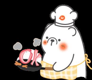 Wongnai messages sticker-2