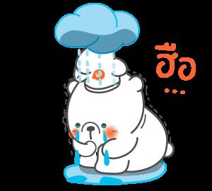 Wongnai messages sticker-6