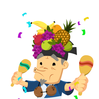 Fruit Ninja® messages sticker-10