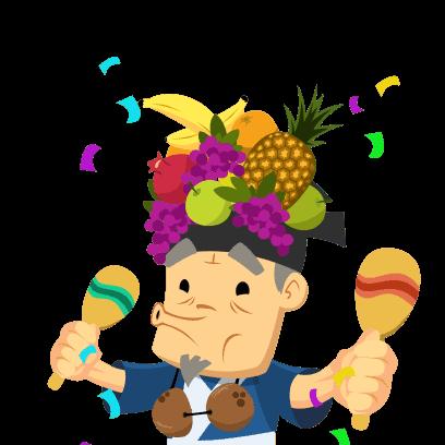 Fruit Ninja® messages sticker-10