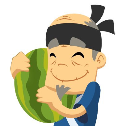 Fruit Ninja® messages sticker-3
