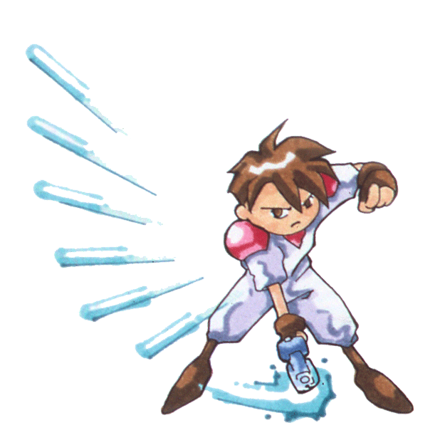 Gunstar Heroes Classic messages sticker-6