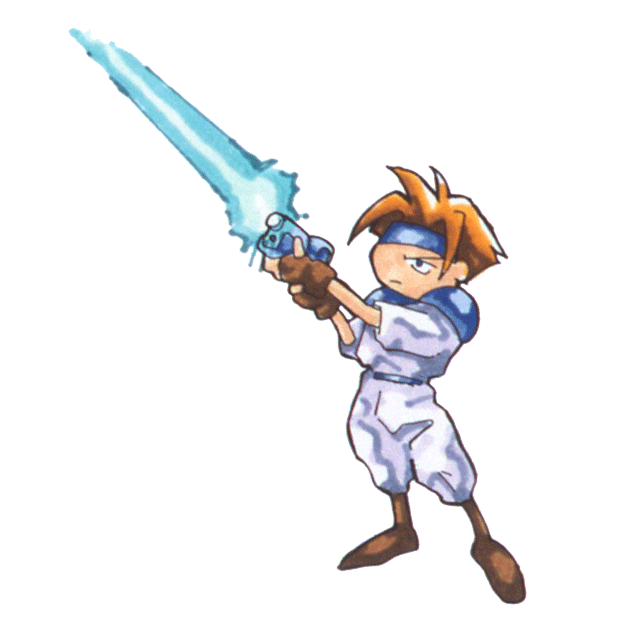 Gunstar Heroes Classic messages sticker-7