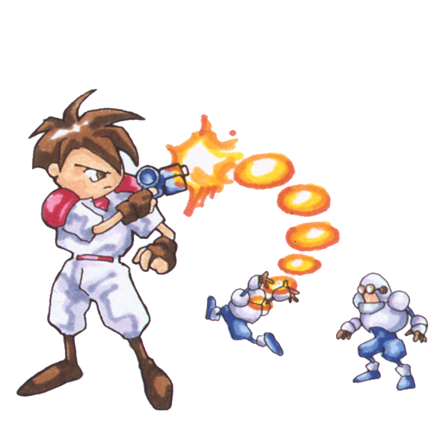 Gunstar Heroes Classic messages sticker-8