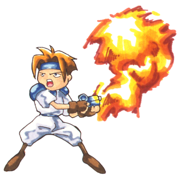 Gunstar Heroes Classic messages sticker-4