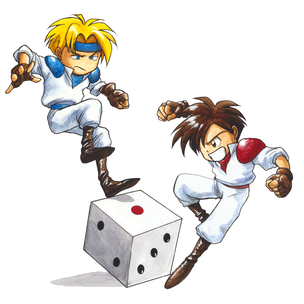Gunstar Heroes Classic messages sticker-2