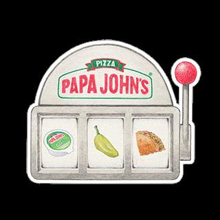 Papa John's Pizza messages sticker-6