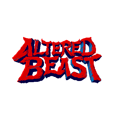Altered Beast Classic messages sticker-0