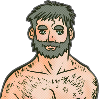 u4Bear: Gay bear social messages sticker-9