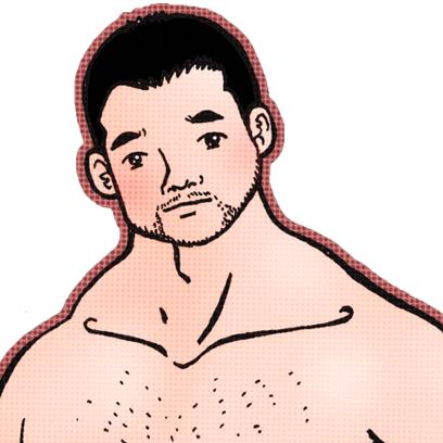 u4Bear: Gay bear social messages sticker-10