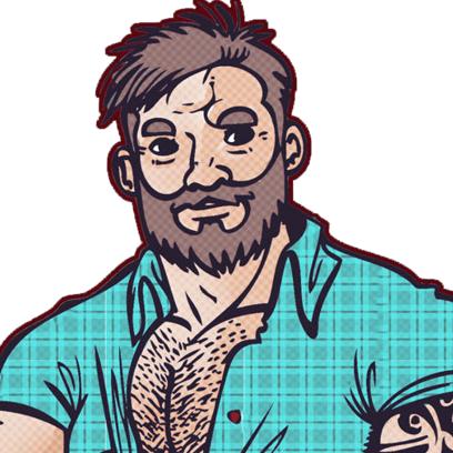 u4Bear: Gay bear social messages sticker-7