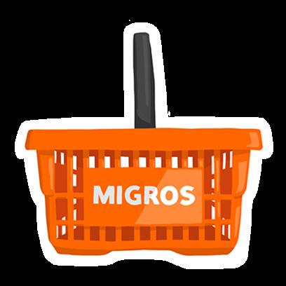 Migros – Einkaufen & Sparen messages sticker-1