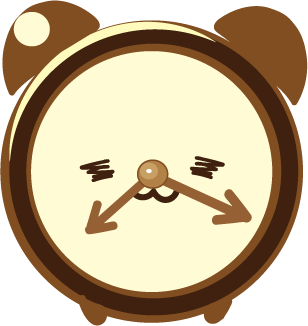 ClockZ | Clock Display + Alarm messages sticker-7