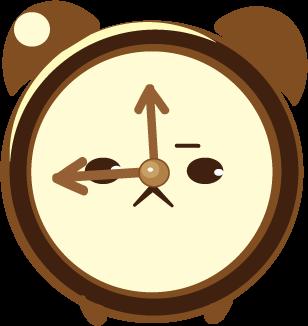 ClockZ | Clock Display + Alarm messages sticker-8