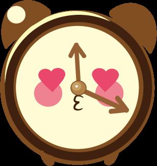 ClockZ | Clock Display + Alarm messages sticker-5