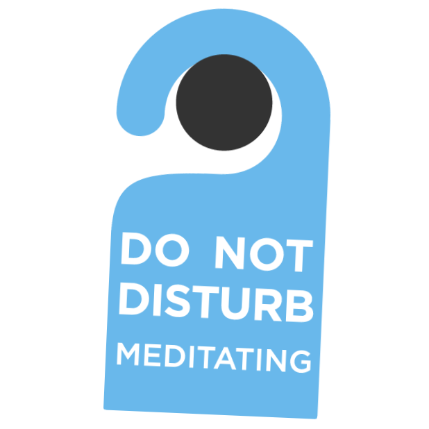The Mindfulness App - meditate messages sticker-4