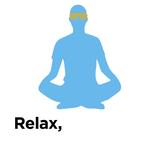 The Mindfulness App - meditate messages sticker-6