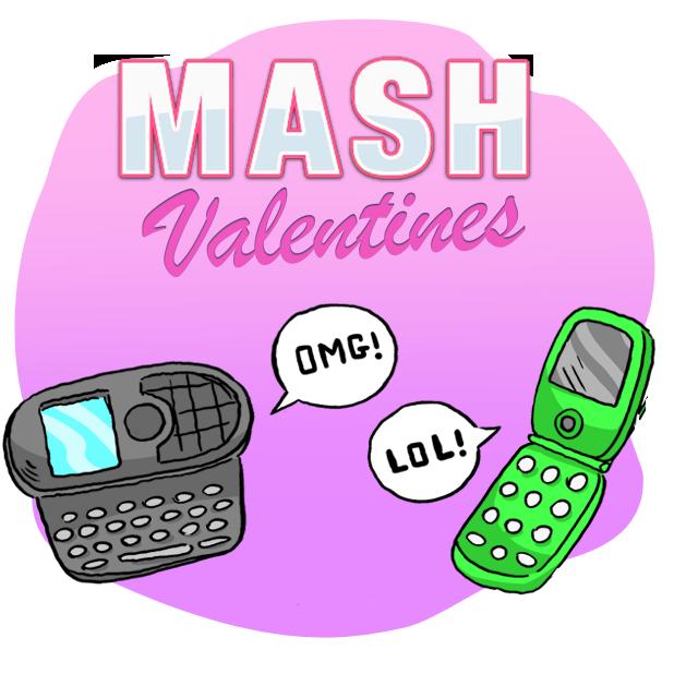 MASH: Valentines Edition messages sticker-0