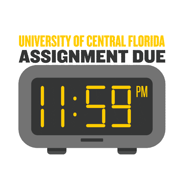 UCF Mobile messages sticker-9