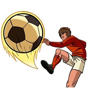Flick Kick Football Kickoff messages sticker-4