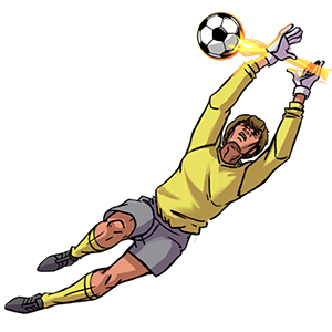 Flick Kick Football Kickoff messages sticker-2