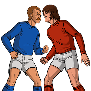 Flick Kick Football Kickoff messages sticker-0