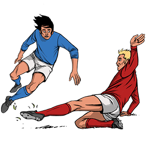 Flick Kick Football Kickoff messages sticker-9