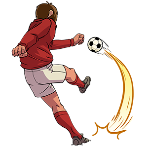 Flick Kick Football Kickoff messages sticker-10